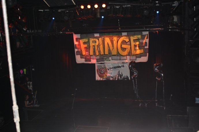 Fringe For All - 1 Juin 2015